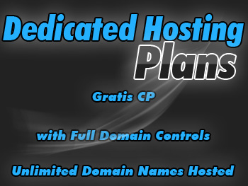 Affordably priced dedicated hosting server services